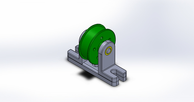 Roller Guide Assembly