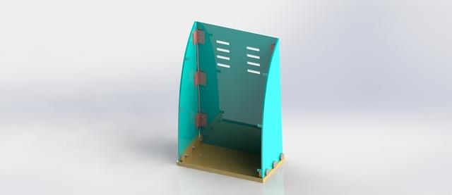 Detachable Electrical Panel