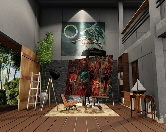 Tropical Studio Concept