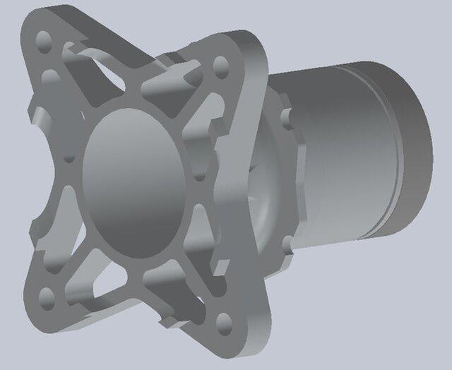 Formula Car Wheel Assembly