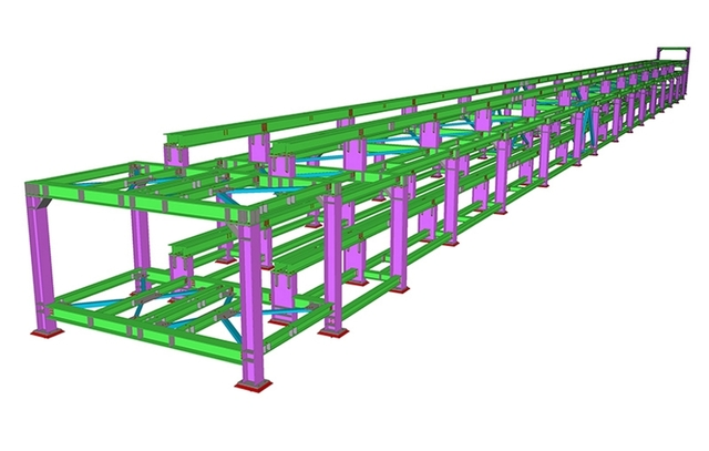 Entry Line Design Project by CAD Outsourcing