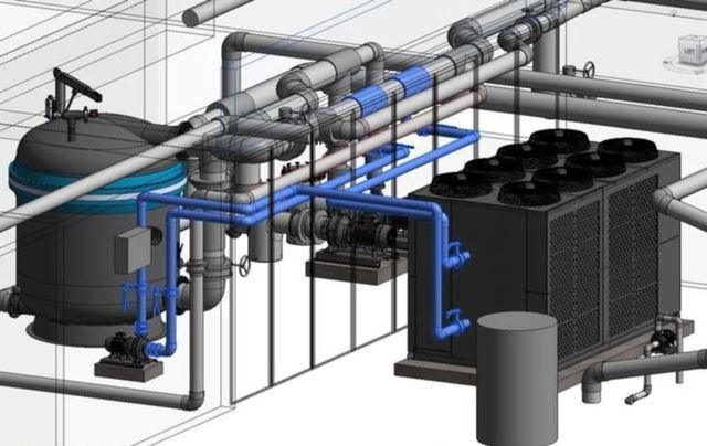 HVAC Duct Piping Shop Drawing Services - Silicon Info ...