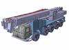 "Truck crane ""Ivanovets"""