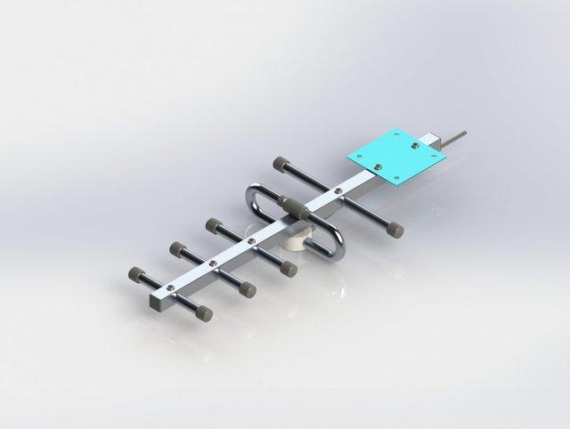 Lintratek 900 MHz Linear Yagi Antenna