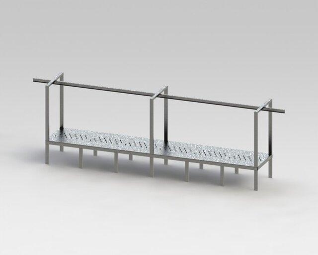 Pump Transfer Table