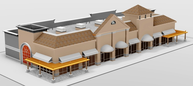BIM Architectural Project