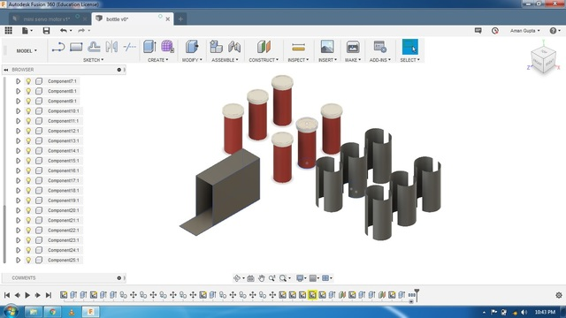 design of mechanical product
