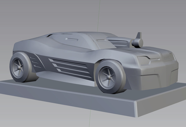 Various 3D Modeling Projects