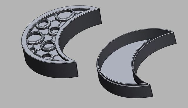Reverse engineering, STL To 3D cad model