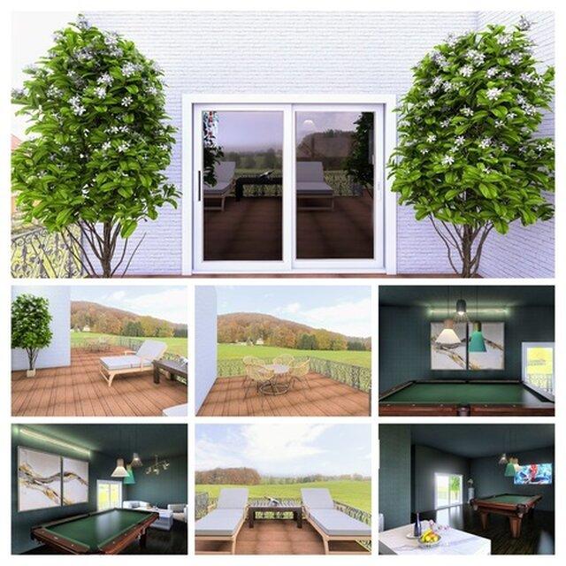 My portfolio: Interior Design
