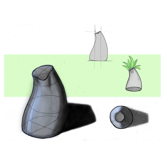 Flower pot ideation