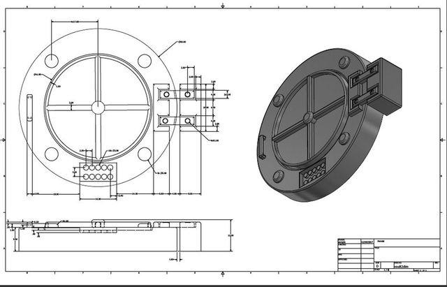 Vault door design