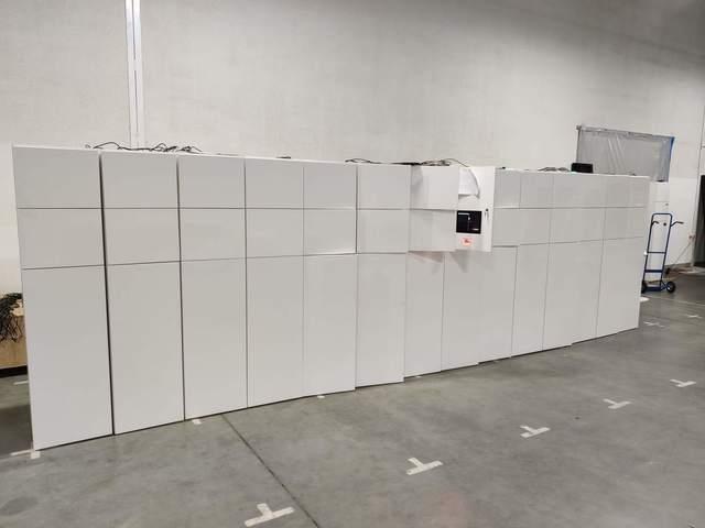 Automatic lockers