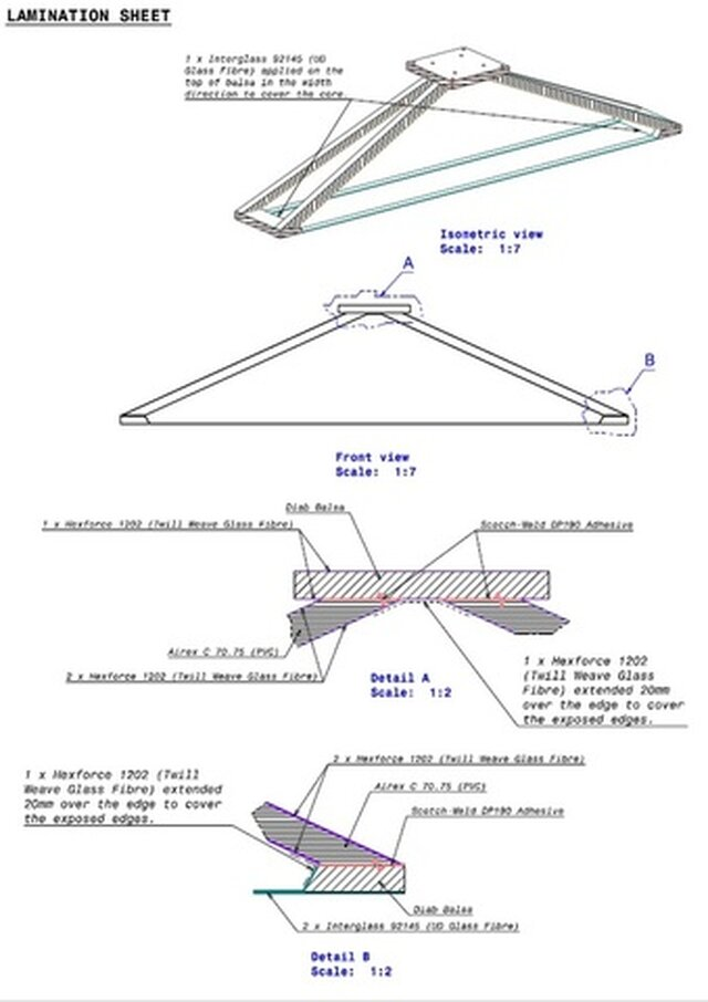 Product Design: Development of a FRP bridge capable of withstanding a person load