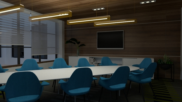 Office fit out design