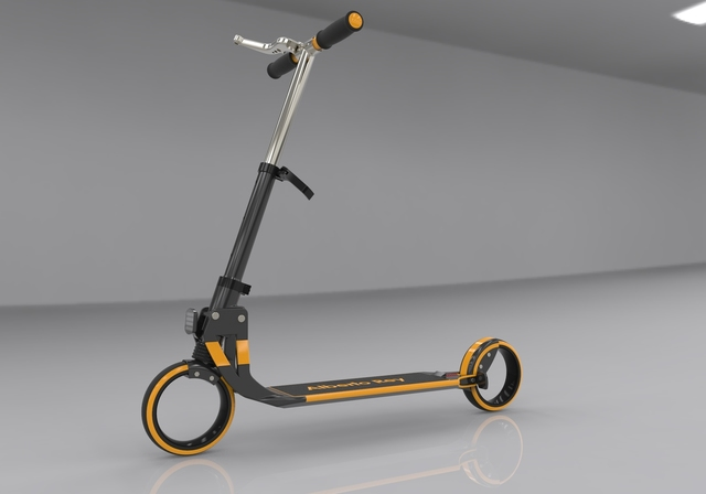 Kick scooter V4