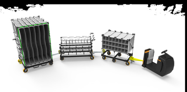 Material Handling (Website Marketing Renders)