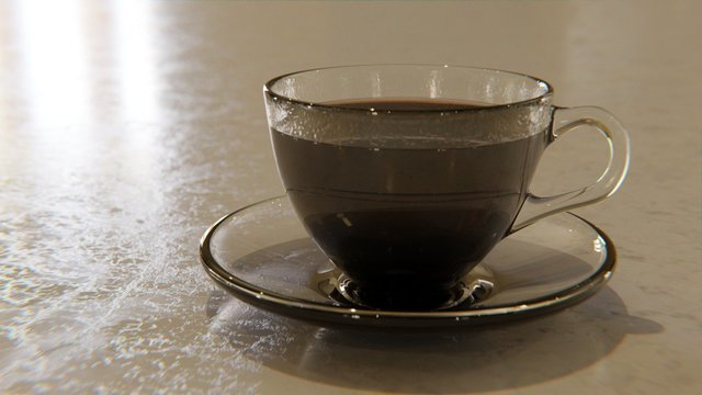 Coffee Mug Render