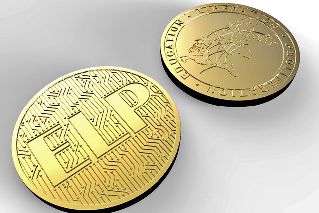 COINS  - CNC, LASER ENGRAVING, MOLDS