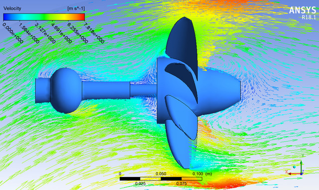 I Will Do Cfd Optimization Of Axial Flow Turbine