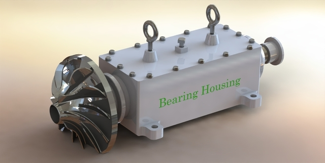 Design a Bearing housing assembly