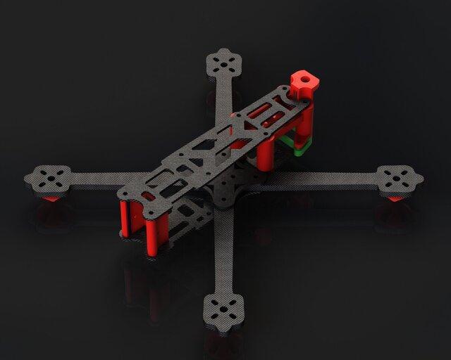 5inch FPV drone