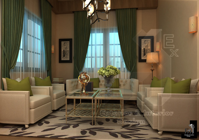 Make  3d interior design sample
