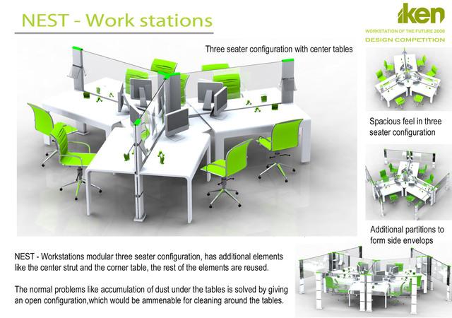Nest WorkStation