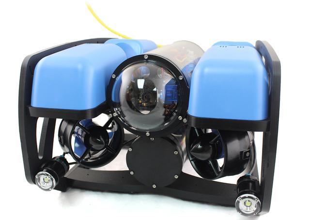 The Blue ROV 2
