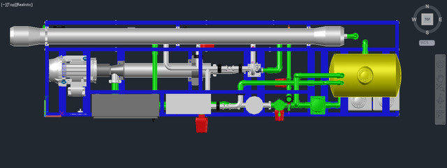 skid Reverse Osmosis Systems