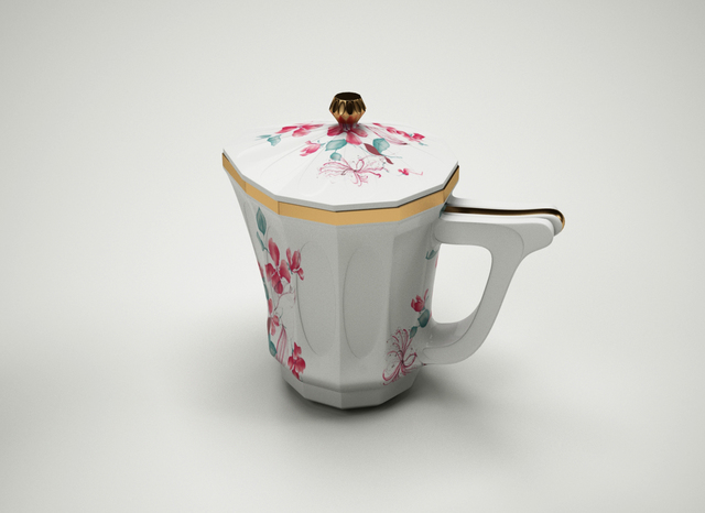 Object design and render