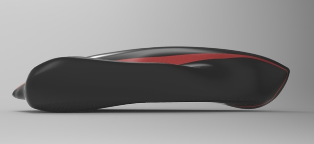 Super-mileage Vehicle