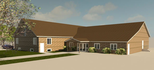 First Church of God Office Addition