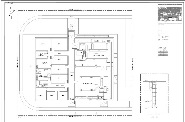 A/C Duct Cad Design