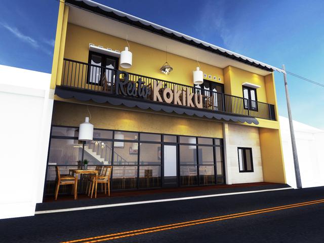 KOKIKU Restaurant at Indonesia