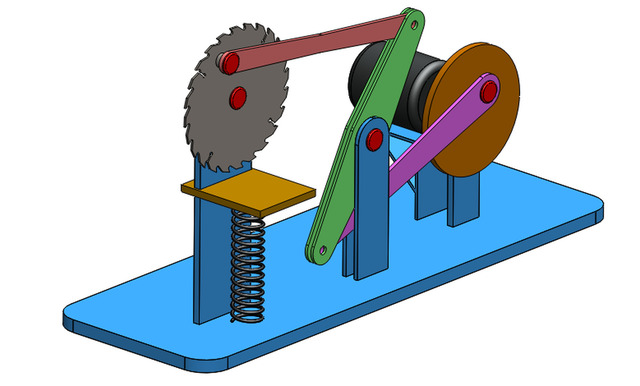 Beam_engine_powered_circular_sawing_machine
