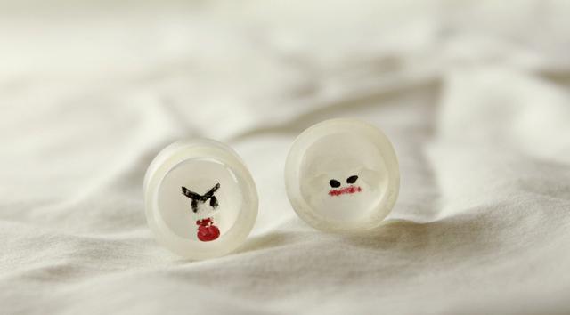 Ghost Ear Gauges