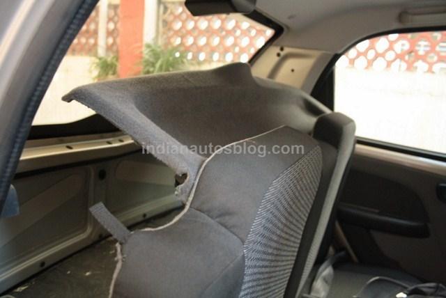 Paaarcel shelf   for small car