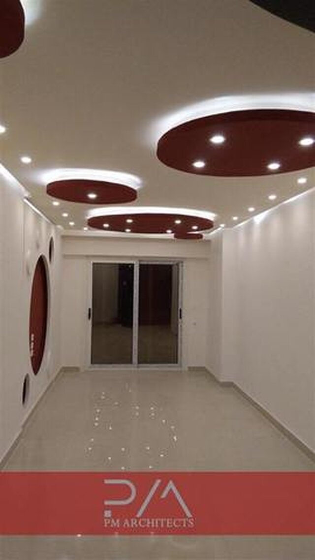 Design and finishing an apartment in Alexandria
