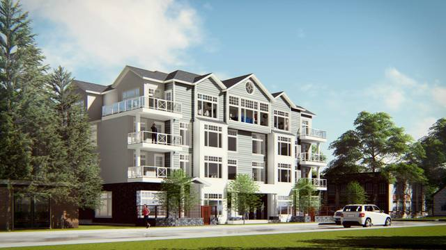Condominium 3D Design in Vancouver Canada
