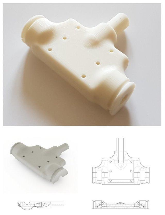 Prototype - Servo Housing