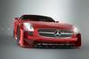 Solidworks Modeling & Render (Mercedes SLS AMG DTM) by Hüseyin EROĞLU
