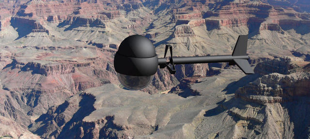 Three Type Dron