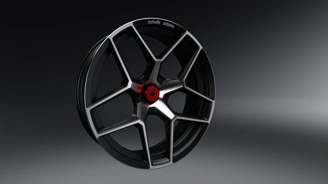 Ryker wheel design