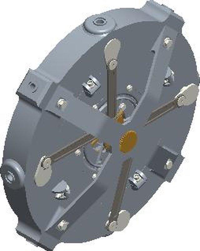 circular V Engine - Radian Engine Development