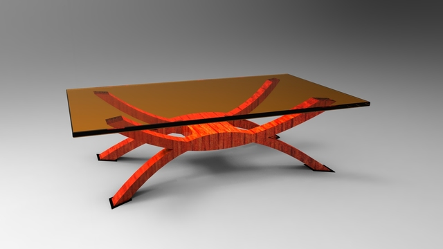Table - Bridge inspired