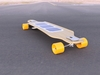 Solar Electric Longboard Design