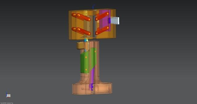 Ceiling fastener tester prototype