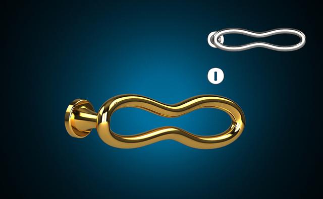 Infinity door handle