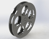 film reel wheel